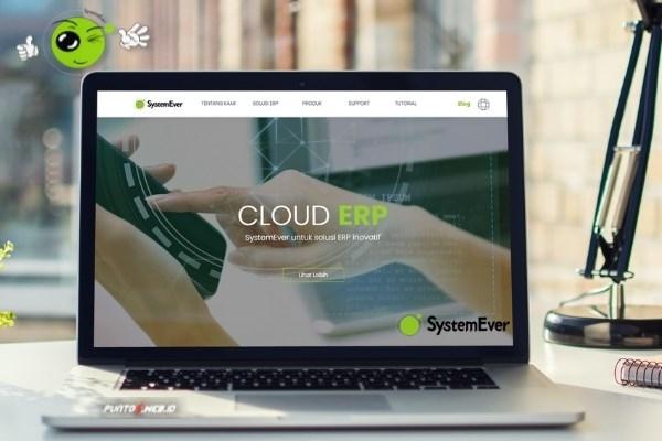 Software ERP manufaktur pergudangan terbaik SystemEver